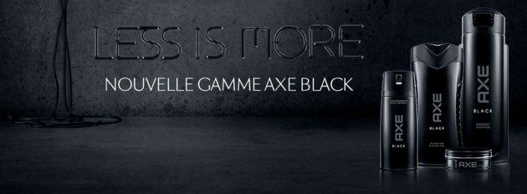 La Nouvelle Gamme Axe Black