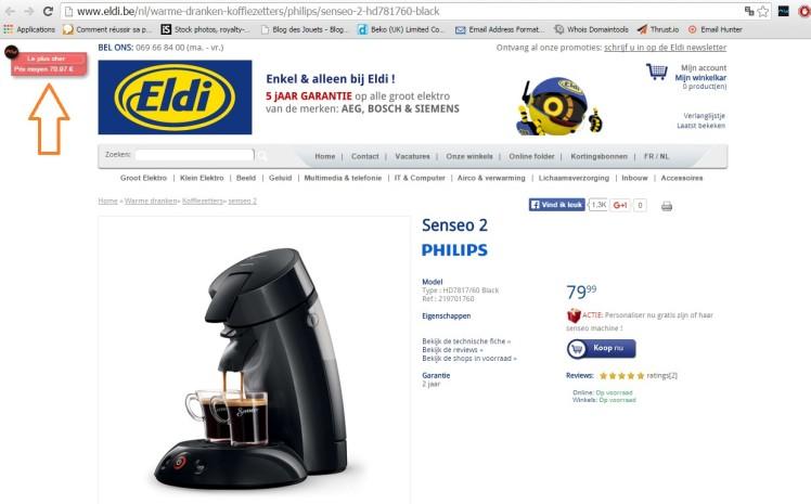 Philips HD781760 3