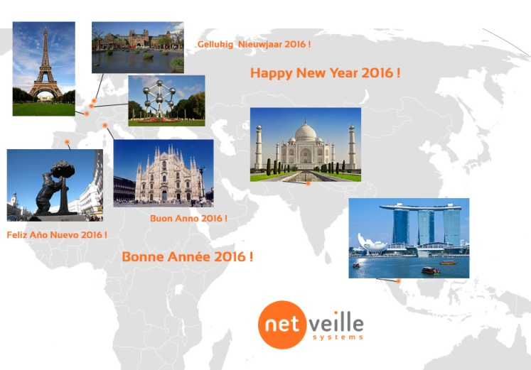 Net-Veille Systems New Year 2016